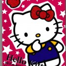 Sanrio Japan Hello Kitty Cute Model Memo Pad (F) 2008 Kawaii