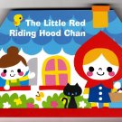 Kamio Japan Little Red Riding Hood Chan Diecut Memo Pad Kawaii
