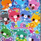 Q-Lia Japan Pop'n Bear Memo Pad Kawaii
