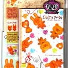 Q-Lia Japan Cookie Mate Perfume Letter Set with Stickers Kawaii