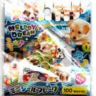 Crux Japan Melody Dream Sticker Sack (B) Kawaii