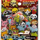 Crux Japan Wai Wai Animals Sticker Sack Kawaii