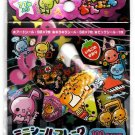 Crux Japan Rocking Melodies Sticker Sack Kawaii