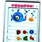 San-X Japan Prunpao Mini Letter Set with Stickers (B) 2003 Rare Kawaii
