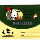 Sanrio Japan Pochacco Envelopes and Stickers 1993 Rare Kawaii