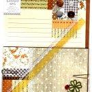 Q-Lia Japan Petie Fleur Letter Set with Stickers (Ladybug) Kawaii