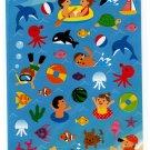 Mind Wave Japan Summer Beach Sticker Sheet Kawaii