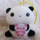 San-X + Green Camel Japan Tarepanda Baby Plush Strap Kawaii