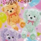 Q-Lia Japan Sugar Bear Mini Memo Pad (C) Kawaii