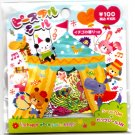 Mind Wave Japan Happy Circus Sticker Sack Kawaii