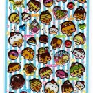 Crux Japan Cake Chan Puffy Sticker Sheet Kawaii