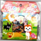 Q-Lia Japan Pochi Jewel Sticker Sack Kawaii