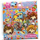 Crux Japan Sweet Crunch Sticker Sack Kawaii