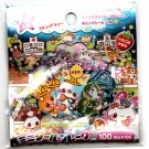 Crux Japan Friend Town Sticker Sack Kawaii