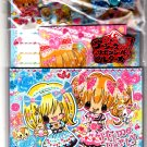 Kamio Japan Hime Party Letter Set with Stickers Kawaii