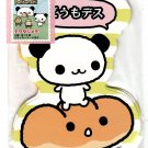 Sanrio Japan Pankunchi Diecut Memo Sheets with Sticker (C) 2008 Kawaii