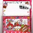 Kamio Japan Sweet My Friend Letter Set Kawaii
