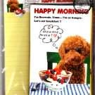 Kamio Japan Happy Morning Letter Set Kawaii