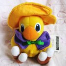 Square Enix Final Fantasy Chocobo Black Mage Plush New with Tag Kawaii