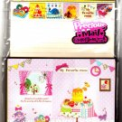 Kamio Japan My Favorite Room Letter Set with Stickers Kawaii