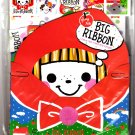 Q-Lia Japan Fairy Tale Big Ribbon Letter Set with Stickers Kawaii