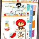 San-X Japan Kireizukinseikatu Letter Set (B) 2009 Kawaii