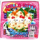 Sanrio Japan Hello Kitty Miyagi Mini Towel 2006 Kawaii