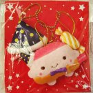 Passport Japan Hannari Tofu Plush Christmas Ornaments Set of 3 (A) Kawaii