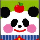 Kamio Japan Wonderful Friends Mini Memo Pad (Panda) Kawaii