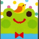 Kamio Japan Wonderful Friends Mini Memo Pad (Frog) Kawaii