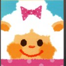 Kamio Japan Wonderful Friends Mini Memo Pad (Sheep) Kawaii