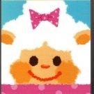 Kamio Japan Wonderful Friends Mini Memo Pad (Sheep) Kawaii