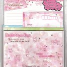 Crux Japan Happy Warm Days Letter Set Kawaii