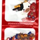 Sakura Japan Year of the Cow Washi Paper Sticker Sack (B) Kawaii