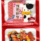 Sakura Japan Year of the Cow Washi Paper Sticker Sack (C) Kawaii