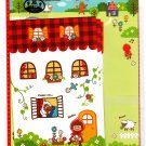 Mind Wave Japan Afternoon Forest Letter Set with Stickers Kawaii