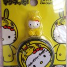 Sanrio Japan Hello Kitty x Rody Mascot Magnet with Case 2007 Kawaii