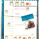 Point Inc. Japan Cute Hamsters Letter Set with Beads Kawaii