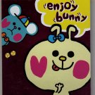 Crux Japan Enjoy Bunny Mini Memo Pad Kawaii