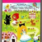 Kamio Japan Fairy Tale World Mini Memo Pad (D) Kawaii