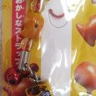 Sakamoto Japan Pucca Chocolate Fish Mascot Strap Kawaii