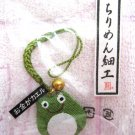 Japan Frog Lucky Charm Strap Kawaii