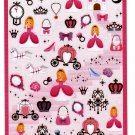 Mind Wave Japan Elegant Princess Sticker Sheet Kawaii