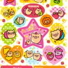 Crux Japan Vitamin C Pig Sticker Sheet from Memo Pad Kawaii