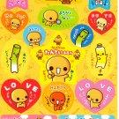 Crux Japan Natto Chan Sticker Sheet from Memo Pad (H) Kawaii