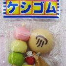 Iwako Japan Desserts Diecut Erasers Set of 3 (B) Kawaii