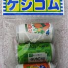Iwako Japan Canned Drinks Diecut Erasers Set of 3 Kawaii