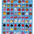 Pool Cool Japan Alice Sticker Sheet Kawaii