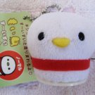 Iwaya Japan Bird Plush Wind-Up Toy Keychain Strap (A) New with Tag Kawaii