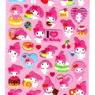 Sanrio Japan My Melody Cute Model Sticker Sheet (B) 2010 Kawaii